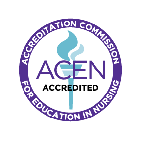 ACEN Accredited Seal