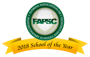 Florida Association of Post-Secondary Schools and Colleges (FAPSC) Logo
